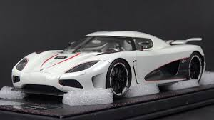 black koenigsegg 1 18 frontiart koenigsegg agera r white review youtube