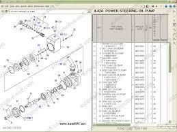 isuzu css net linkone spare parts catalog parts book parts