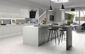 High Gloss Kitchen Cabinets White High Gloss Kitchen Units White Golden Kitchen Cabinet White