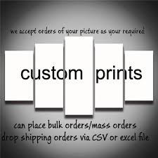 Bulk Wholesale Home Decor by Compare Prices On Bulk Painting Canvas Online Shopping Buy Low