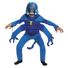 ben 10 spider monkey child costume buycostumes com