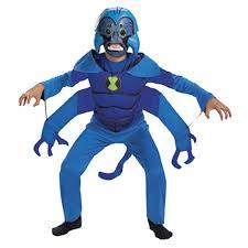 ben 10 spider monkey child costume buycostumes com