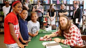 Barnes And Noble Book Signings Nyc Daniel Bryan Book Signing In New York City Photos Wwe