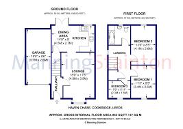 3 bedroom property for sale in haven chase cookridge leeds ls16