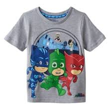 boys kids pj masks tops clothing kohl u0027s