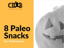 8 healthy paleo snacks for halloween caveman diet blog