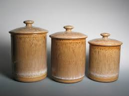 Ceramic Kitchen Canisters Sets by Kitchen Canisters Archives Brent Smith Pottery Brent Smith Pottery