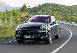 porsche suv turbo porsche cayenne turbo review and pictures evo