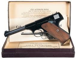 The Woodsman Company Pre War First Series Colt Woodsman Sport Model Pistol Firearms