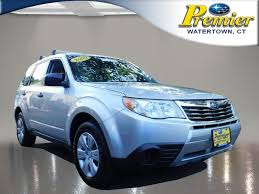blue subaru forester 2009 premier subaru watertown vehicles for sale in watertown ct 06795