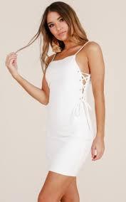 white party dresses shop women u0027s dresses online showpo
