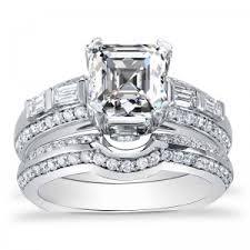 Diamond Wedding Ring Sets by Diamond Bridal Sets Princess Cut Diamond Wedding Sets Wedding
