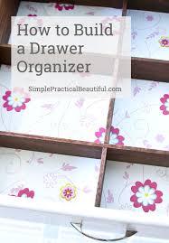 diy bathroom drawer organizer simple practical beautiful how build your own bathroom drawer organizer
