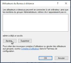 bureau distance ubuntu depuis un pc sous ubuntu se connecter à un pc sous windows via le