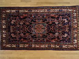 Wide Runner Rug 5 9 X10 3 Knotted Nahavand Wool Wide Runner