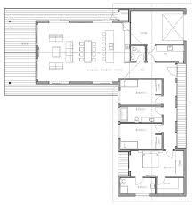 floor plans for homes one story one floor modern house plans novic me