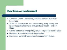 themes and ideas in the great gatsby themes of the great gatsby by f scott fitzgerald ppt download