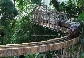 Train Show Botanical Garden by Bellewood Gardens Diary