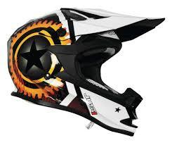 rockstar motocross helmet 1 j32 agent orange mens motocross helmets