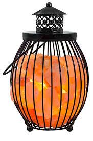 himalayan salt l basket wbm 1342 himalayan glow natural air purifying himalayan lantern