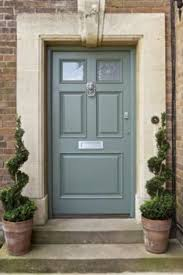 try farrow and ball blue gray in eggshell for the home
