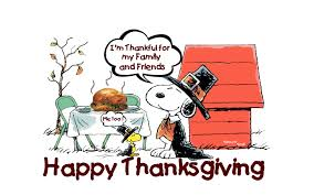 snoopy thanksgiving quote quote number 564964 picture quotes