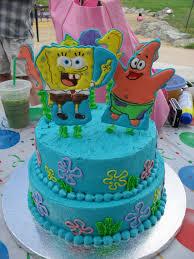 spongebob birthday cakes cakes august 2010
