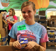 volunteer with us second harvest food bank of central florida
