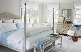 Traditional Home Bedrooms - beautiful blue bedrooms traditional home