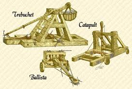 siege engines mechanical