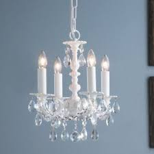 Blue Chandelier Shades Mini Chandelier Lamp Shades Foter