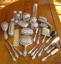 27 best vintage vanity dresser jars u0026 sets images on pinterest