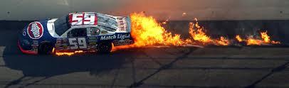Kingsford Match Light Daytona Match Light Fire Rick Wilson Photography