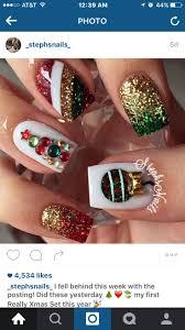 best 25 christmas nail polish ideas on pinterest xmas nails