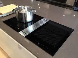 Cooktop Range With Downdraft Appliances Stunning Modern Downdraft Range Hood With Ceramic
