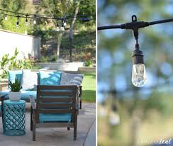 Transform My Backyard How To Easily Add Patio Lighting Anywhere