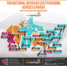 Map Of Edmonton Canada by National Average Cost Of Housing Across Canada New 3 D