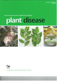 Plant Disease Journal - first record of thousand cankers disease geosmithia morbida and