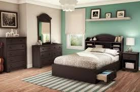 unique 30 bedroom decor with dark brown furniture design