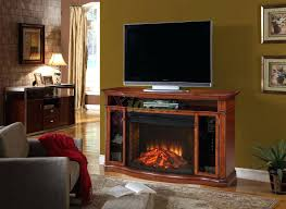 tv stand entertainment center electric fireplace in distressed