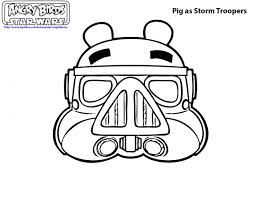 angry birds star wars coloring pages coloring page for kids kids
