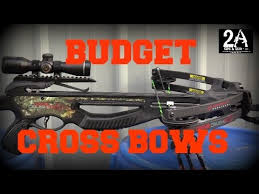best black friday crossbow deals budget crossbow overview youtube