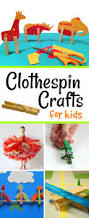 clothespin crafts for kids 16 fun crafts kids will love playing