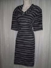 Dress Barn Black And White Dress Dressbarn Polyester Dresses Stripes Ebay