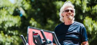 this is what richard branson told me about exercise inc com