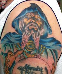 wizard tattoo designs and meanings tatring