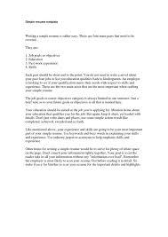 easy basic resume exle best 25 resume outline ideas on pinterest resume resume tips