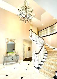 Chandelier Foyer Large Foyer Chandeliers Large Entryway Chandelier Contemporary