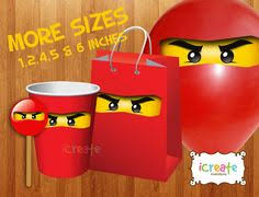 ninjago party supplies ninjago for party favors printable for lollipops plastic