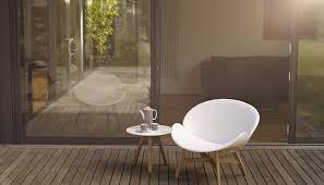 table de jardin haut de gamme mobilier de jardin magasin de meubles extérieur haut de gamme jdv